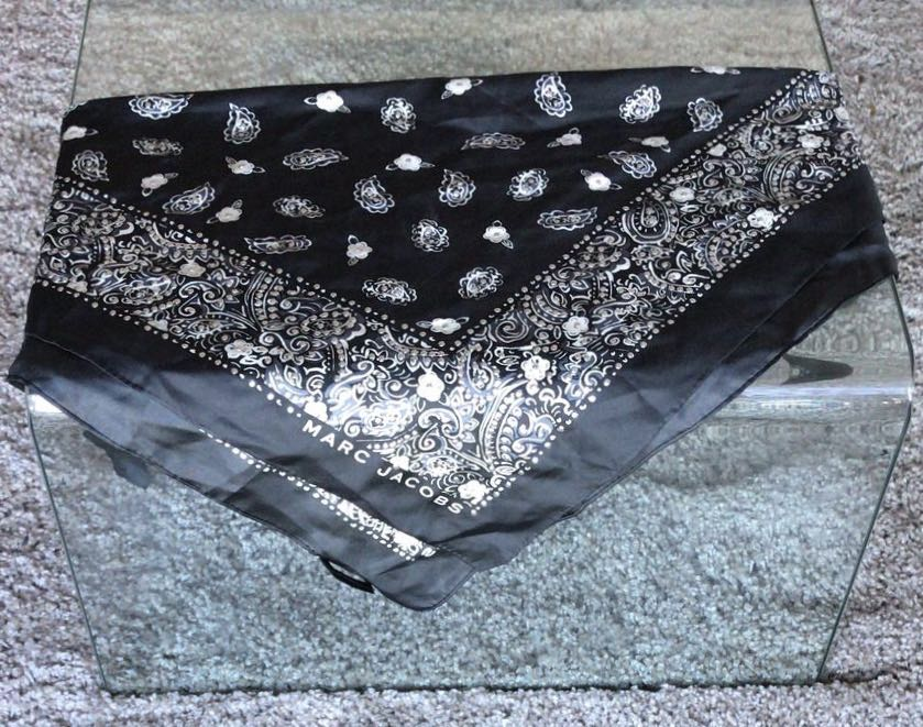Marc by Marc Jacobs scarf bandana
