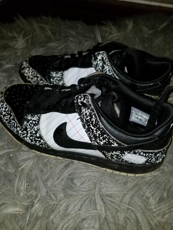 "Nike Low dunk premium ""nikebook"""