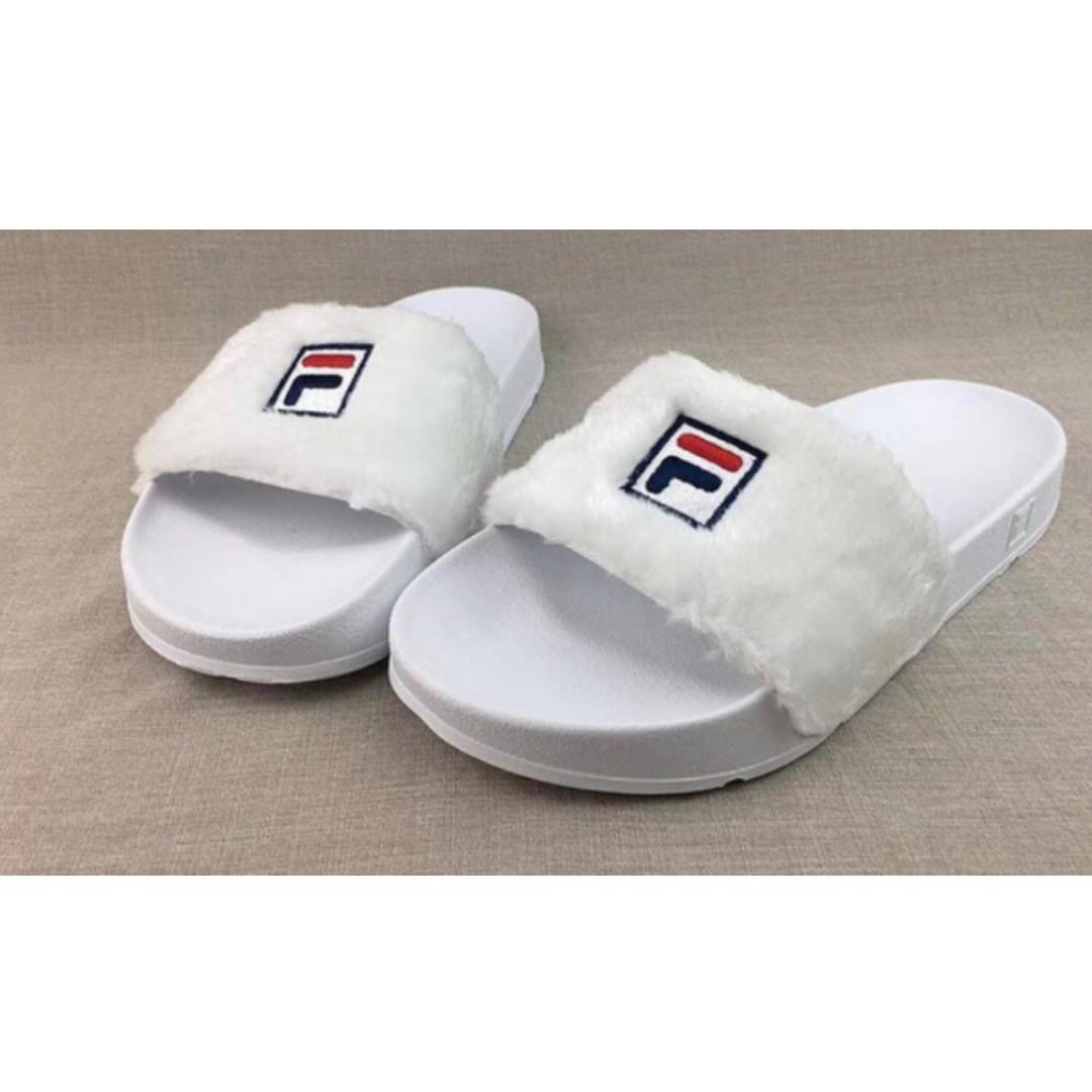 b20fed07f4a PREORDER FILA SLIP ON, Women s Fashion, Shoes, Flats   Sandals on ...