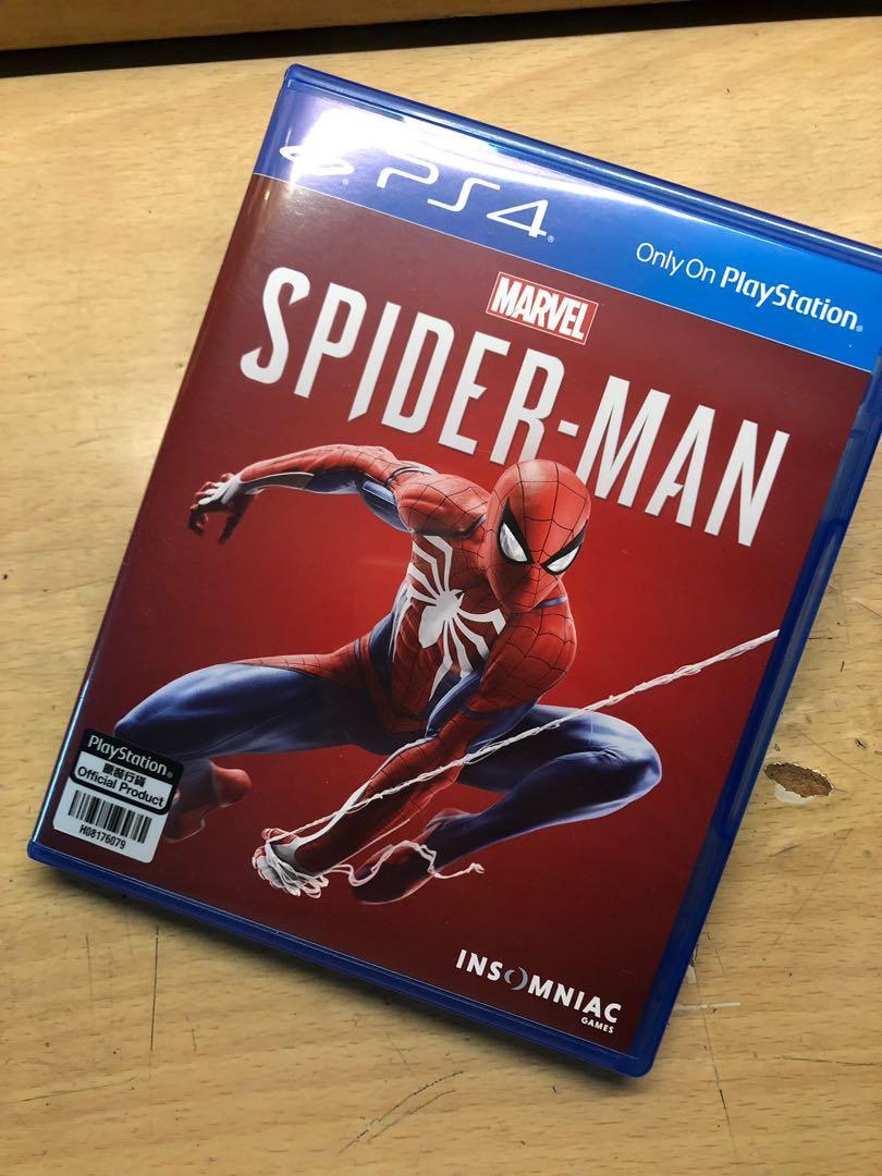 PS4 - spider man