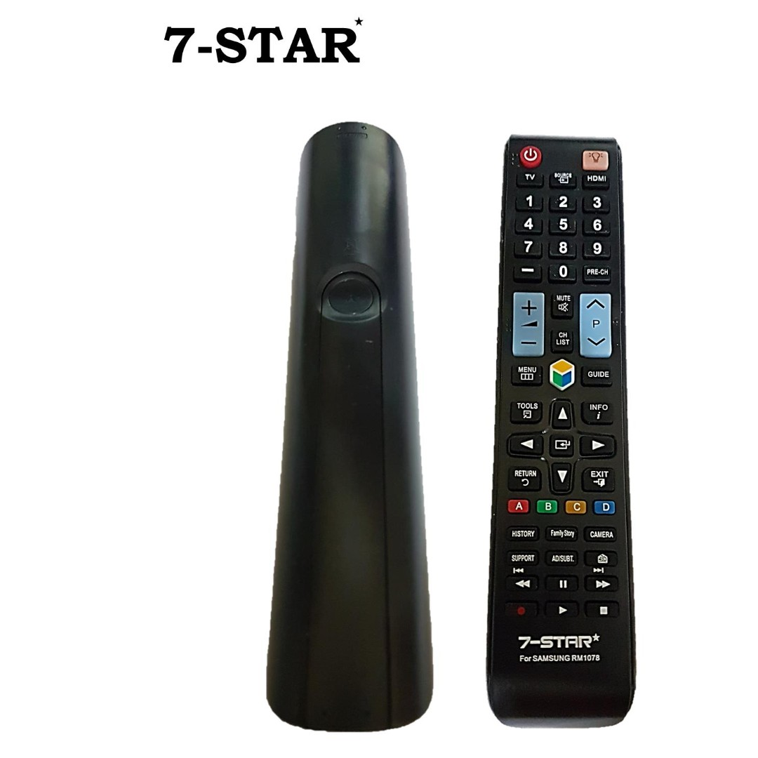 Replacement Remote Control RM-D1078 for Samsung 3D LCD LED Smart TV - Samsung Universal TV Remote Control, Home Appliances, TVs & Entertainment Systems on ...