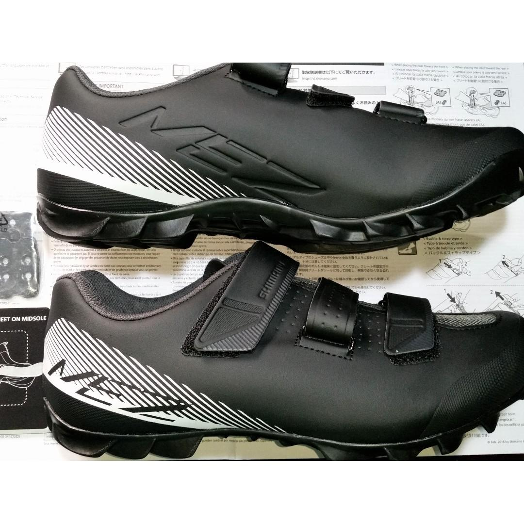 3760c47ee9a Shimano ME2 MTB Shoes on Carousell