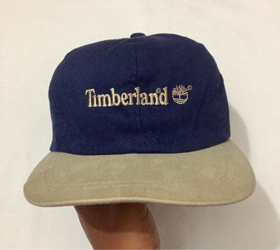 fad999661799b TIMBERLAND SPELL OUT CAP