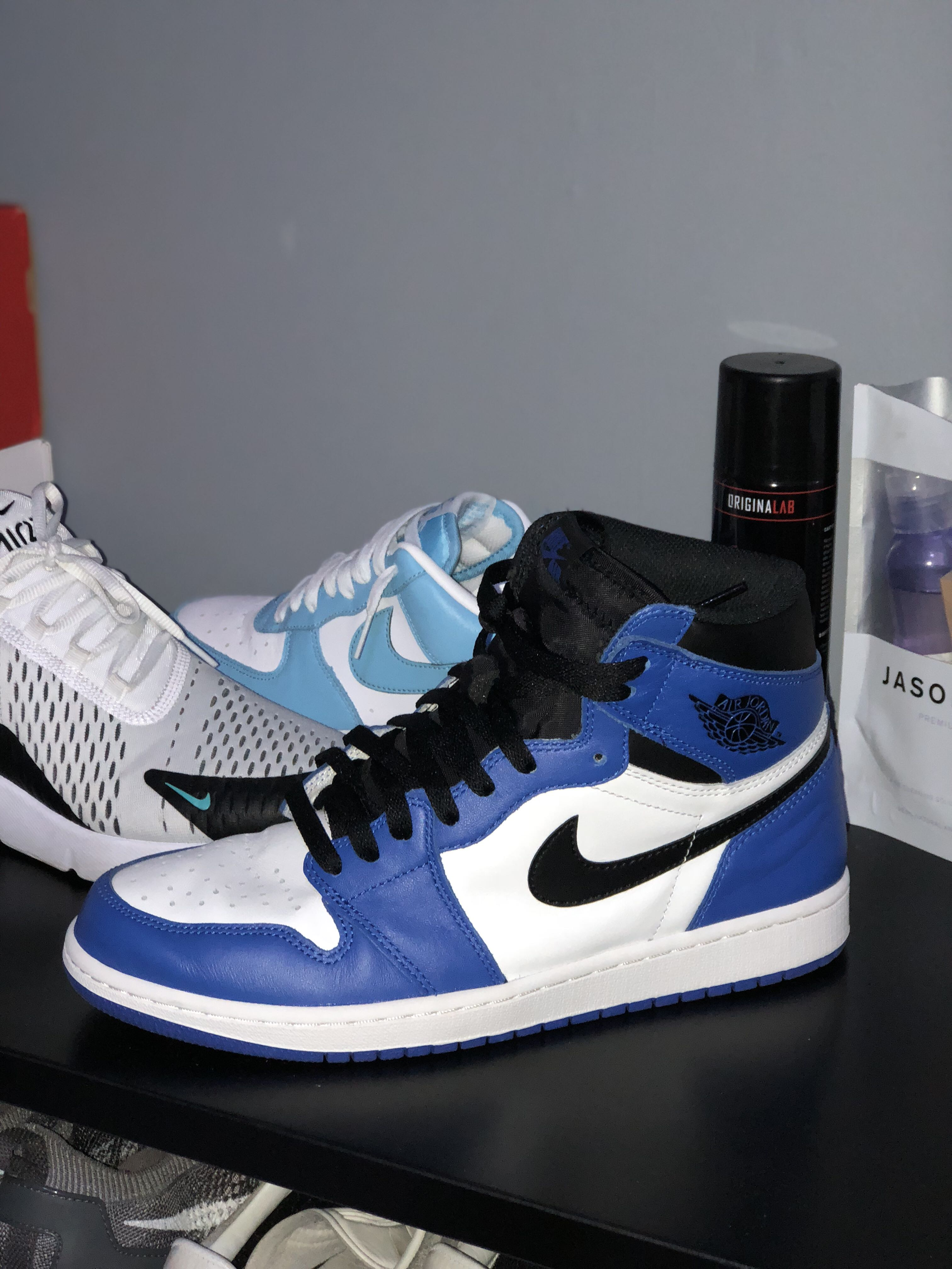 new concept fbe64 b06ed US10 Air Jordan 1 Game Royal, Men s Fashion, Footwear, Sneakers on Carousell