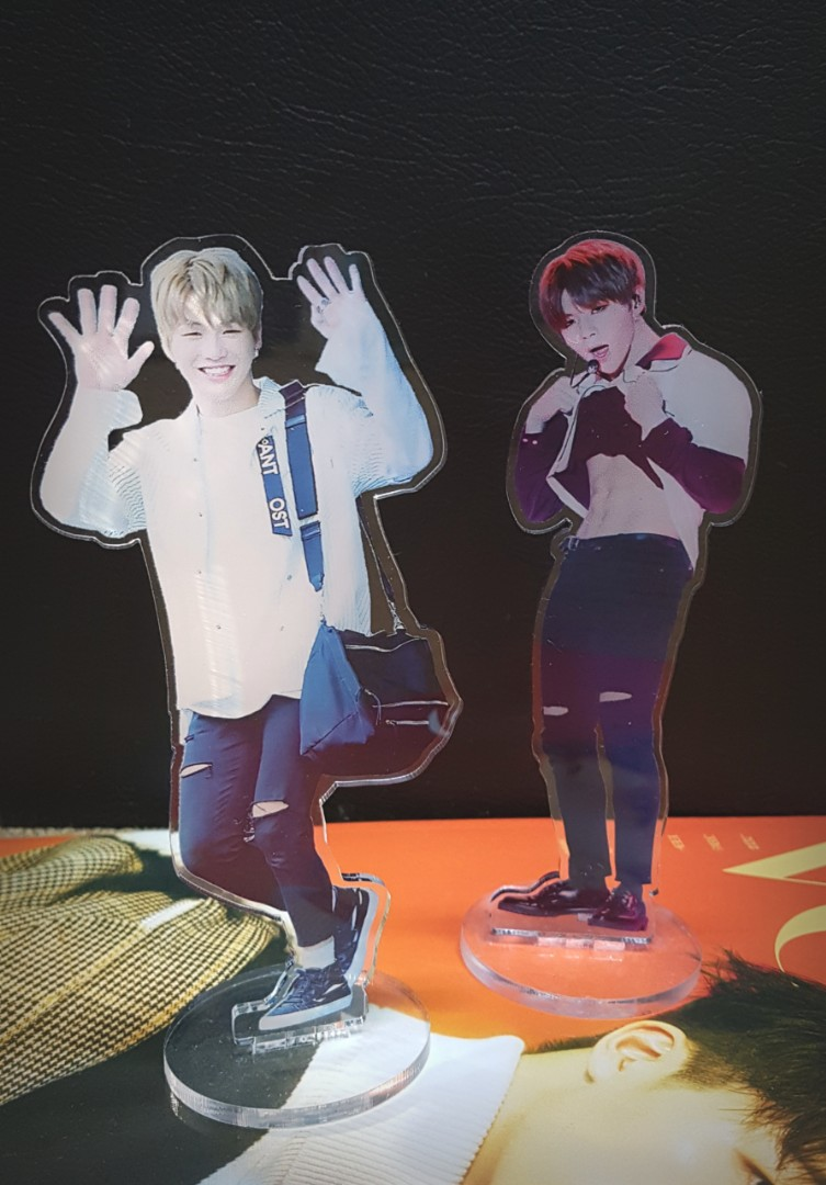 Wanna One Kang Daniel Standee