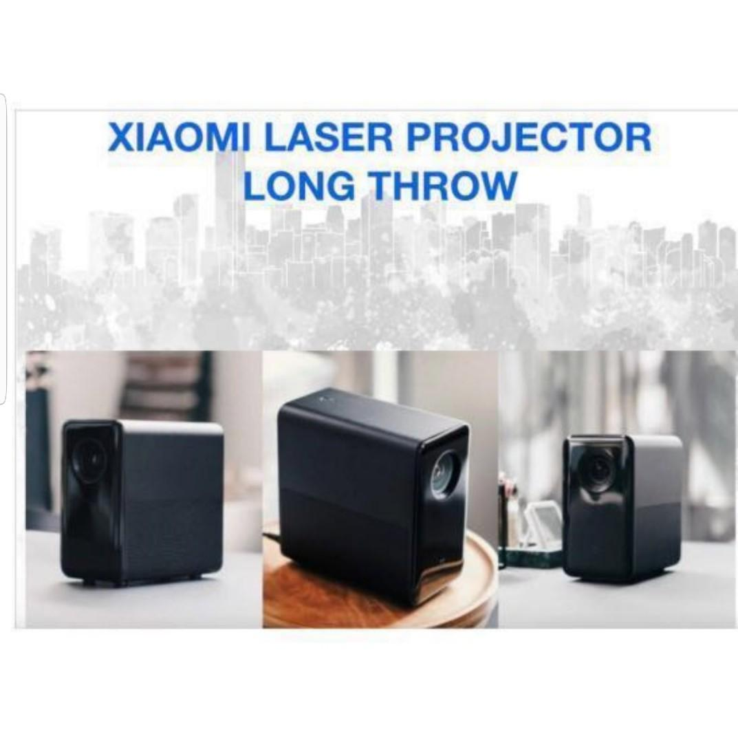 Xiaomi Mijia Projector, Electronics, Others on Carousell