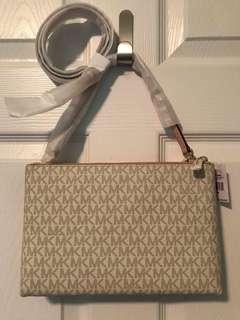 c3469de3f2ec1 Brand New Michael Kors Yellow Bucket Bag