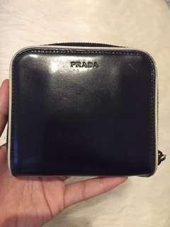 Prada wallet authentic