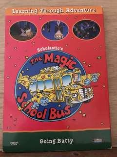 Learning through adventure dvd the magic school bus