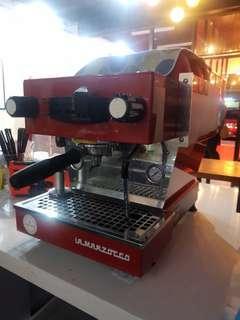 Espresso machine liniea mini 1 group merah