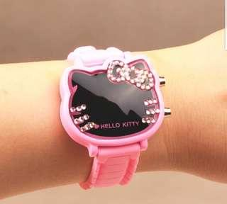 Watch : Hello Kitty LED