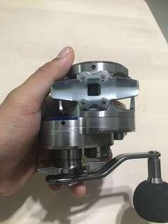 fishing reel Daiwa Saltiga 35N