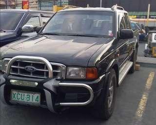 2002 Ford Ranger Trekker Pick up