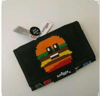 SOLD! NEW Smiggle Hits Character Wallet For Boys