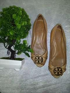 💯% GUARANTEED AUTHENTIC TORY BURCH WEDGE