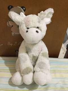 🚚 Little giraffe 安撫娃娃 長頸鹿 安撫巾 安撫玩偶 彌月禮  小長頸鹿 嬰兒