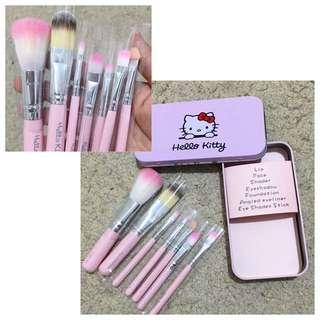 Set Brush Sanrio Kitty