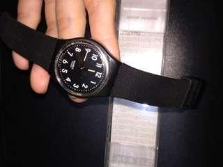 Black swatch lengkap