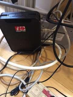 香港寬頻上網服務使用