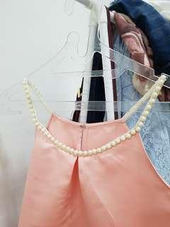 Pink custom top