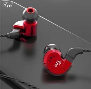 💥💥特別版 TRN V80 圈鐵耳機