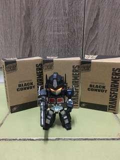 Transformers black convoy