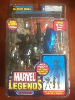 marvel legends toybiz war machine