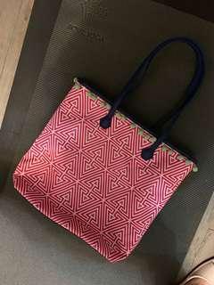 CLINIQUE 購物袋/媽媽包/休閒包/海灘包