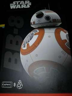 BB8 Sphero very good condition and super cheap!