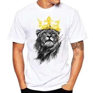 Royale by Geeps Lion 🦁 Tshirt