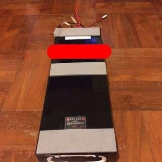 Dualtron 2 limited battery