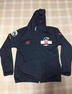 Team Mugen Dry Parka jacket