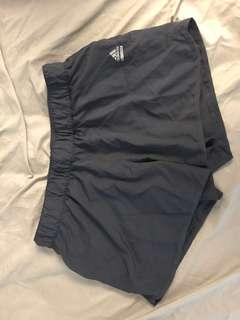 Like new women's adidas grey shorts