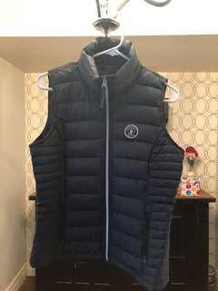 Abercrombie and Fitch puffy fall vest