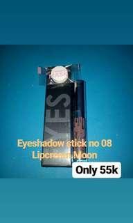 READY FLASHSALE!! Focallure eyeshadow stick + lipcream