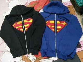 Superman Hoodie Jacket