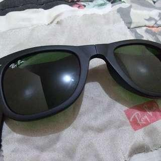 Ray-Ban foldable sunglasses