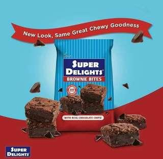 Super Delights Brownies