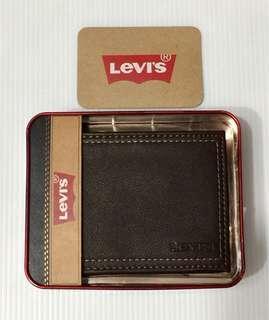👍好貨上架👍時尚LEVI'S皮夾