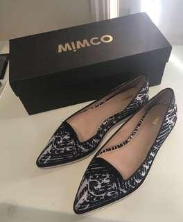 Mimco Shoes Size 37 New with Box