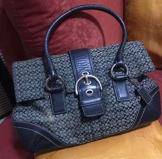 Vintage Coach Bag Authentic