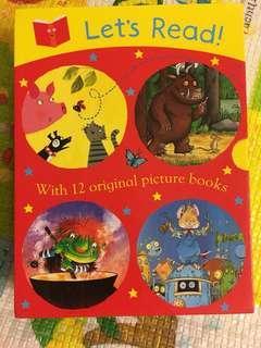 k3-P2的英文故事書,故事有趣幽默,有助撻着孩子讀英文的兴趣!