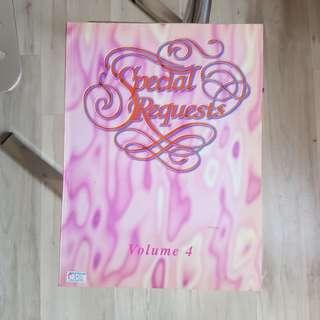 Special Requests Music Book