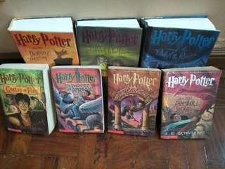 Harry Potter Complete Set 1-7
