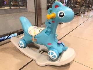 2in1 rocking horse . nice in actual