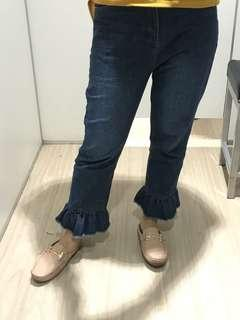 Trendy Denim Pants