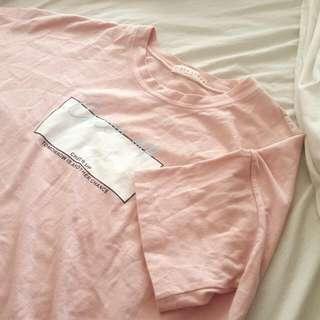 Cute Pink T Shirt