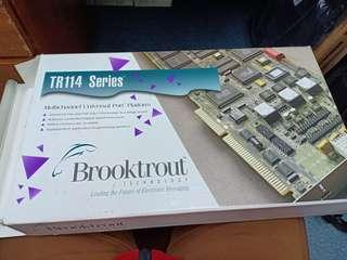 Brooktrout Technology Multichannel Universal Port Platform