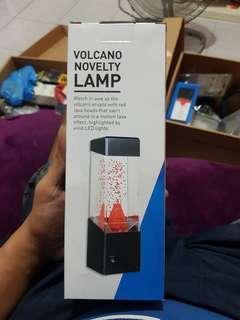 Volcano Novelty Lamp