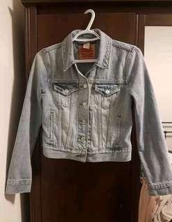 Levi's Lightwash Denim Trucker Jacket